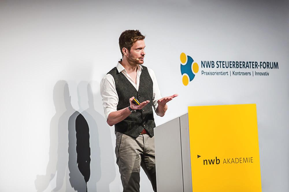 Stephan Pfob Vortrag