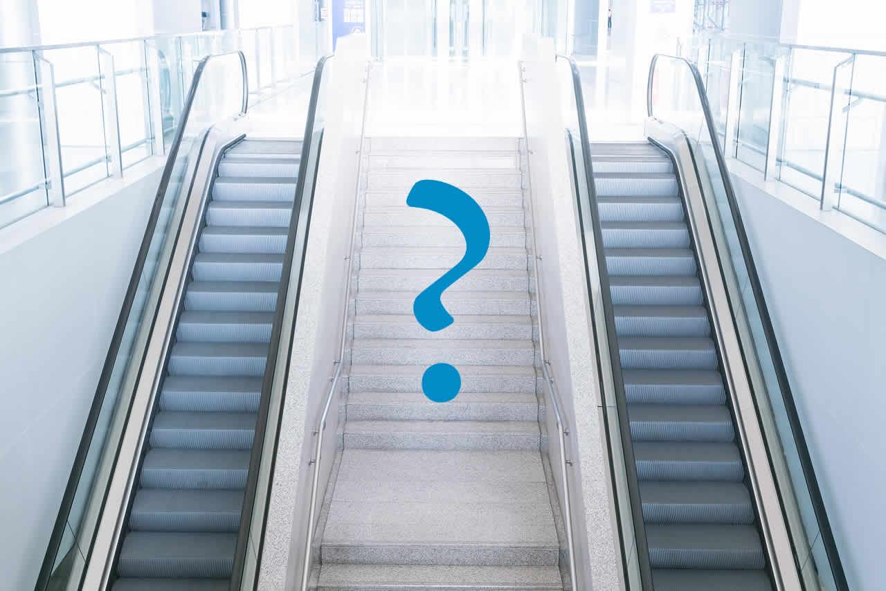 Stairs versus Elevator Usage